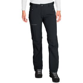 VAUDE Farley Stretch ZO T-Zip Pants Women black